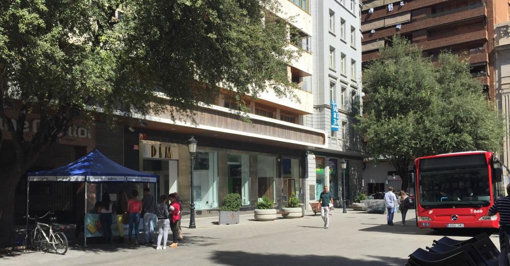 Día sin Coches en Albacete