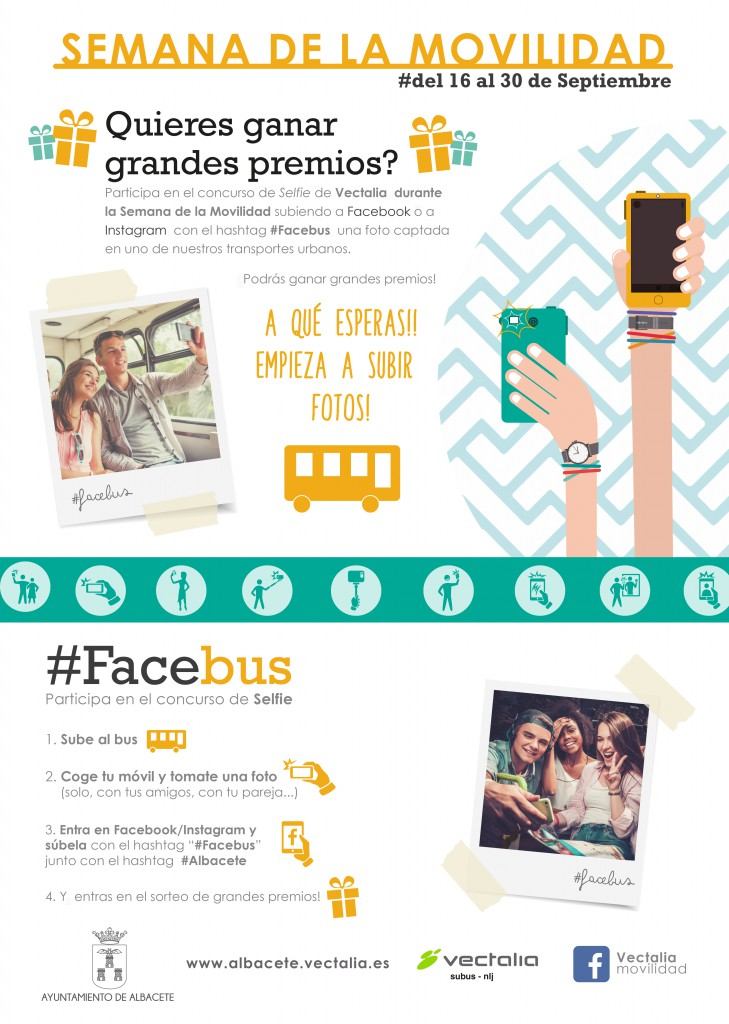 Concurso facebus Albacete Vectalia