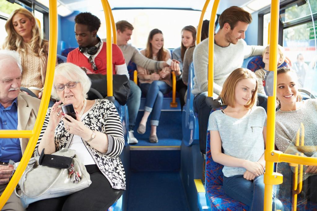 Aumentan los usuarios de autobús de Albacete